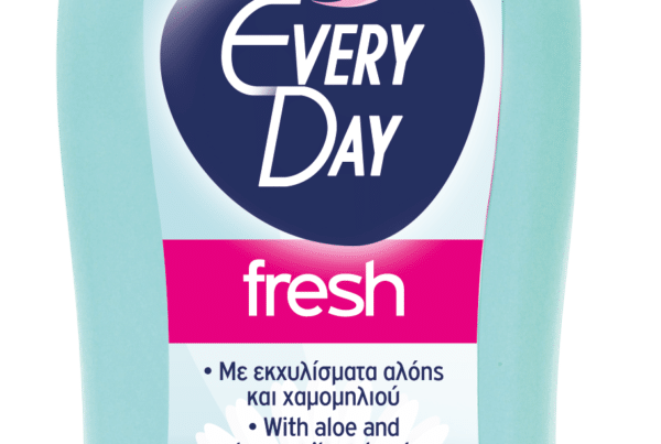 Everyday fresh intimate wash with aloe and chamomile