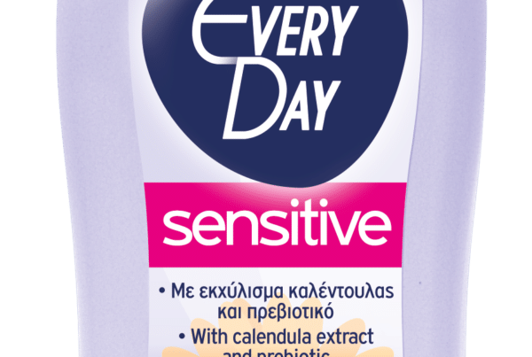 Everyday intimate wash with calendula extract and prebiotic