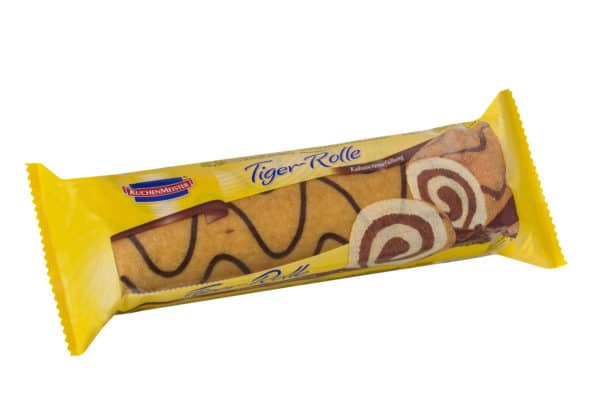 kuchenmeister tiger swiss roll