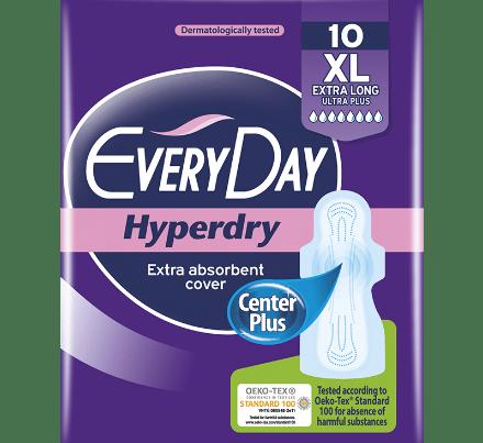 everyday hyperdry extra long