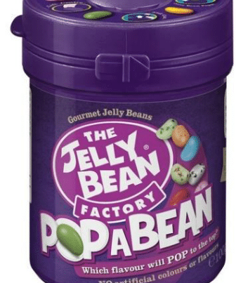 jelly beans pop a bean 36 huge flavours