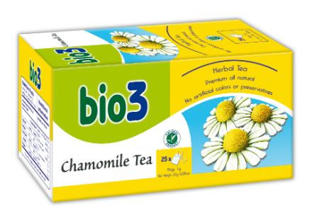Malta Bio3 Chamomile Tea-