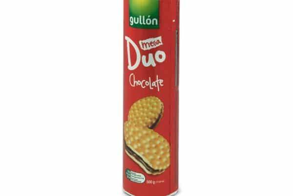 Mega duo chocolate bisucits