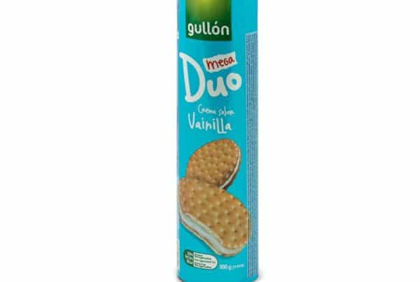 gullon Mega duo vanilla biscuits