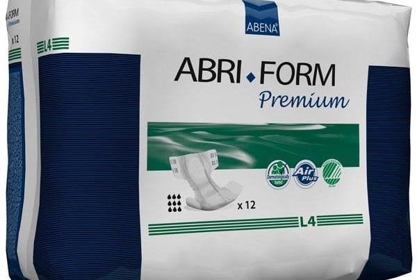 abri form adult diapers l4