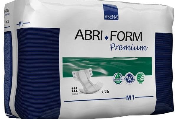 abri form adult diapers m1
