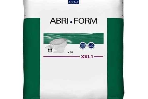 abri form adult diapers xxl 1