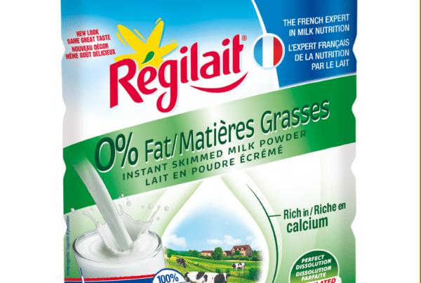 regilait skimmed milk 0% fat