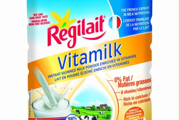regilait vitamilk skimmed 0% fat