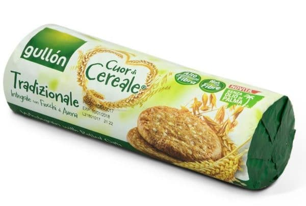 cuor di cereale traditional biscuits