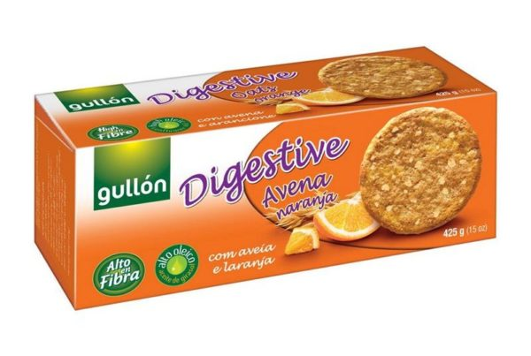 gullon digestive biscuits oats and orange
