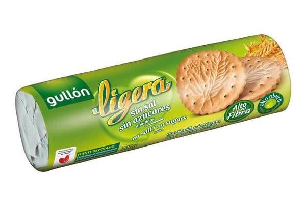 gullon ligera biscuits 200gr