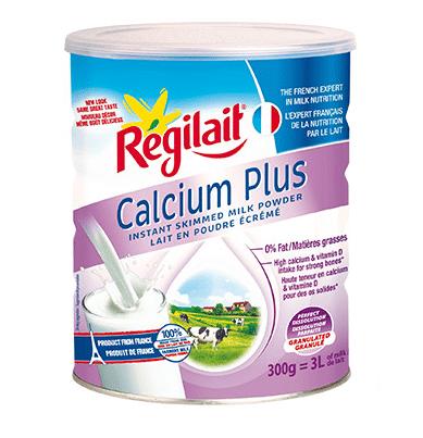 regilait calcium instant skimmed milk