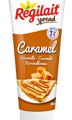 regilait caramel spread