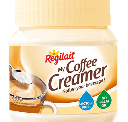 regilait coffee creamer