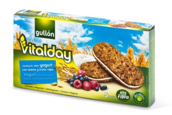vitalday sandwich yogurt