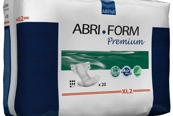 ABRI FLEX ADULT DIAPERS XL2