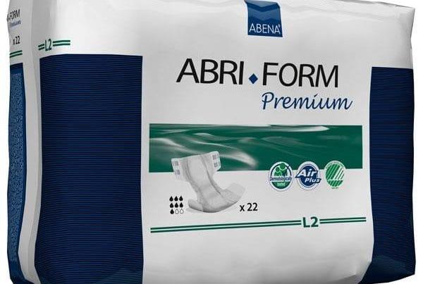 ABRI FORM ADULT DIAPERS L2