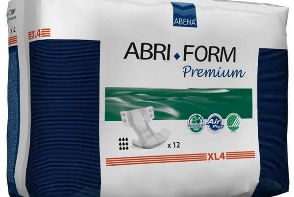 ABRI FORM ADULT DIAPERS XL4 INCONTINENCE
