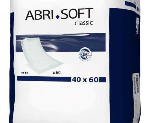 ABRI-SOFT BED SHEETS CLASSIC 40 X 60CM