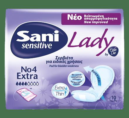 sani sensitive lady normal size 4
