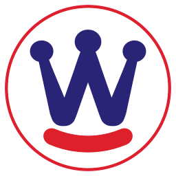 Wikinger sausages hot dogs logo