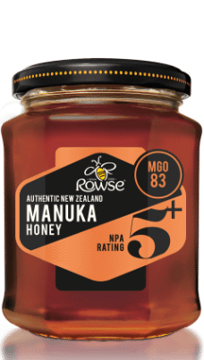 5+ NPA Manuka Honey rowse honey