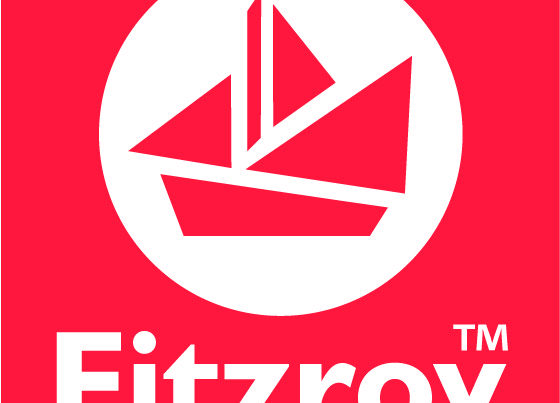 FITZROY™️ LOGO LARGE TM plasters and wound care products