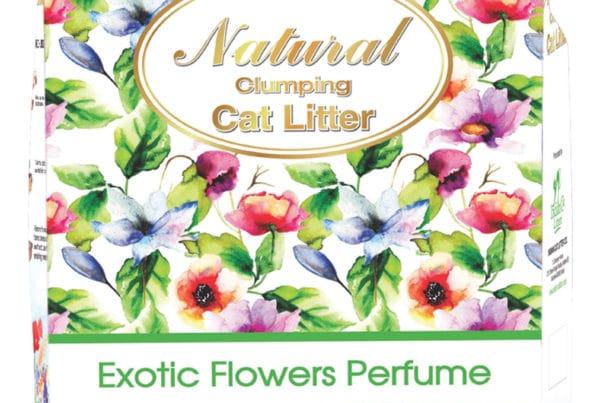 Indian cat litter Exotic Flowers Fragrance