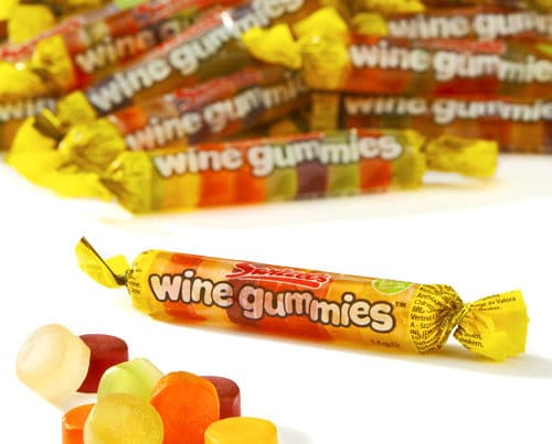 SWIZZELS WINE GUMMIES