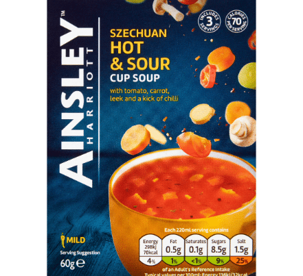 Ainsley cup coup Hot & Sour Soup-w440-h500