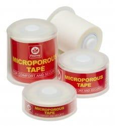 fitzroy microporous tape 10m