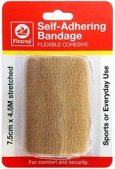 fitzroy self adhering bandage 4.5m