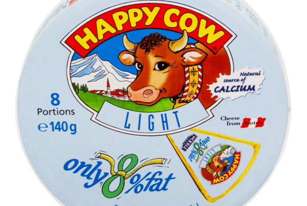 happy cow cheese low fat