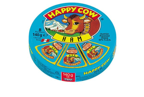 happy cow portions ham
