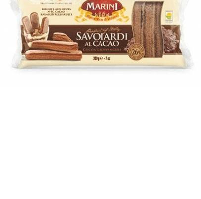 marini chocolate cocoa savoiardi lady fingers-