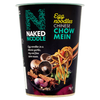 naked noodle chow mein pot
