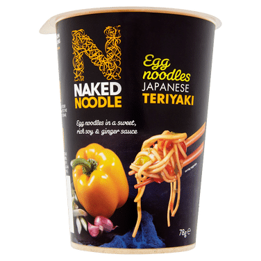 naked noodle japanese teriyaki pot