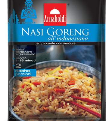 nasi goreng spicy rice