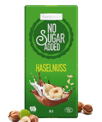 no sugar added Milk Chocolate & Nuts