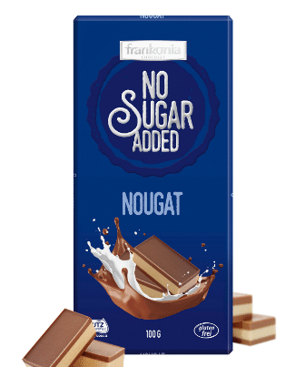no sugar added nougat filled chocolate-w440-h500