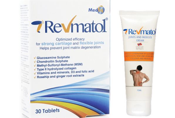 revmatol tablets and cream