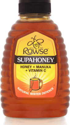 rowse honey supahoney with manuka and vitamin c 250gr-w440-h500
