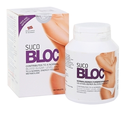 suco bloc tablets