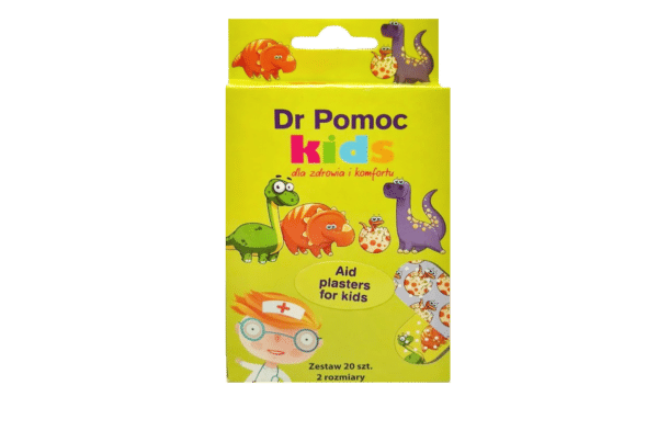 dr pomoc aid plasters for kids-w
