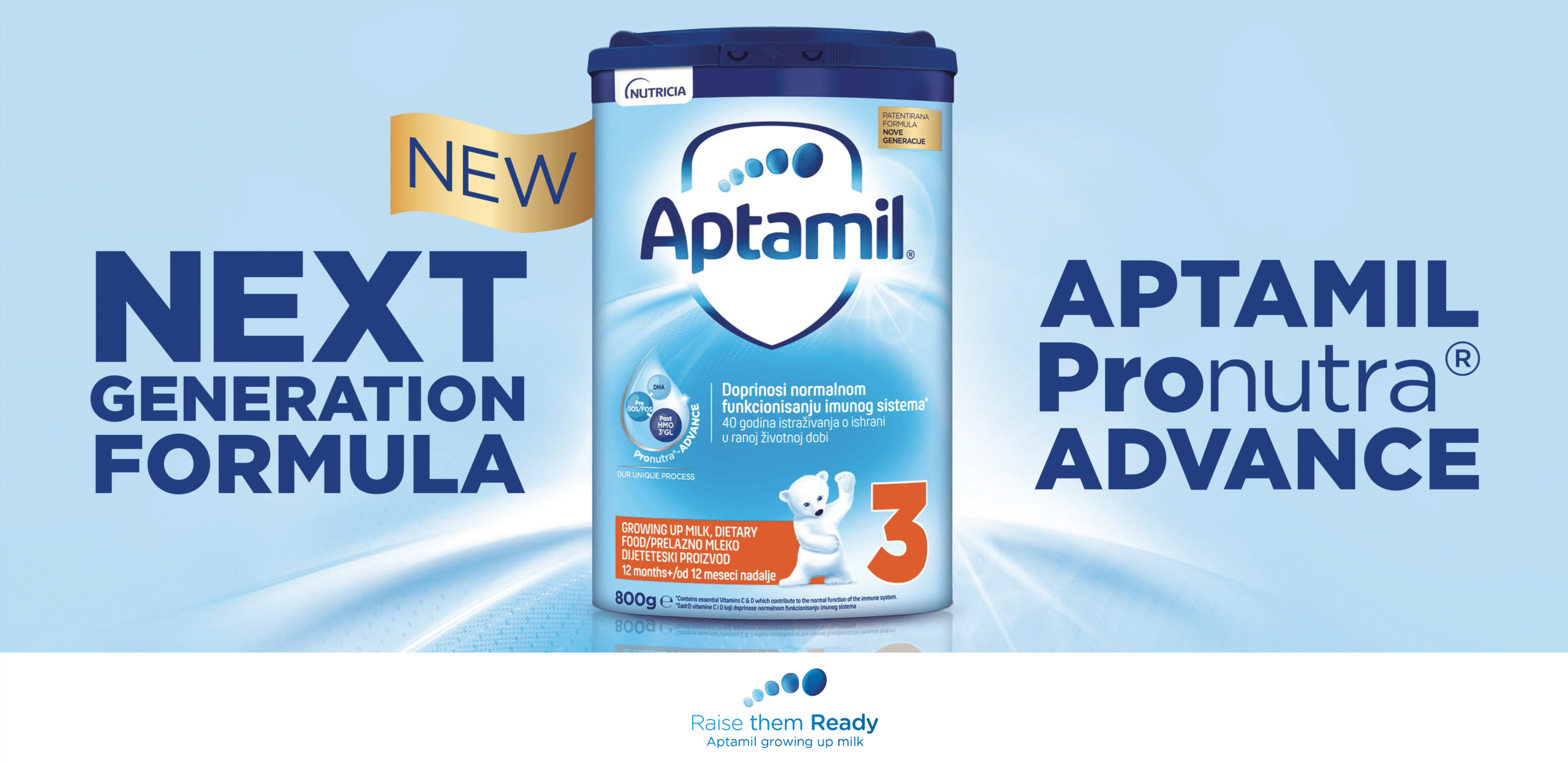 new Aptamil pronutra advance change