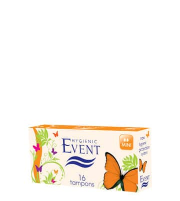 event tampons mini 16 pieces