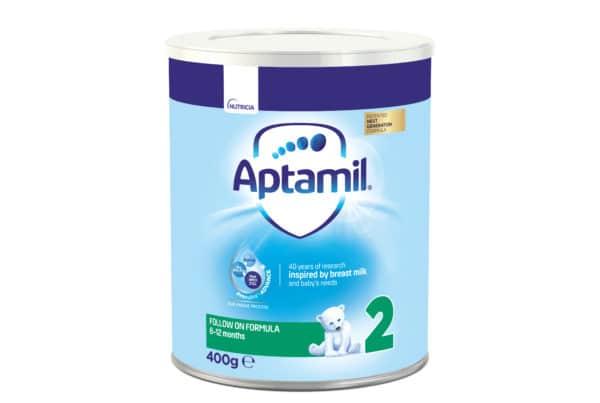 Aptamil pronutra advance 2 tins 400gr