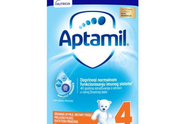 Aptamil 4 EZP 7800gr pack large format