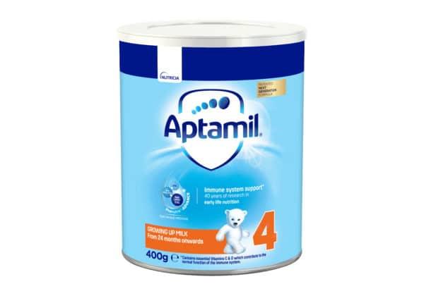 Aptamil pronutra advance 4 tins 400gr